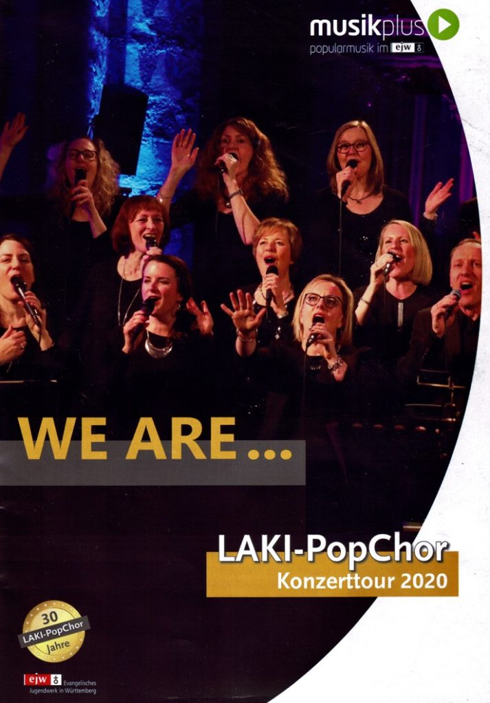 "Laki PopChor Tour ""We are"""